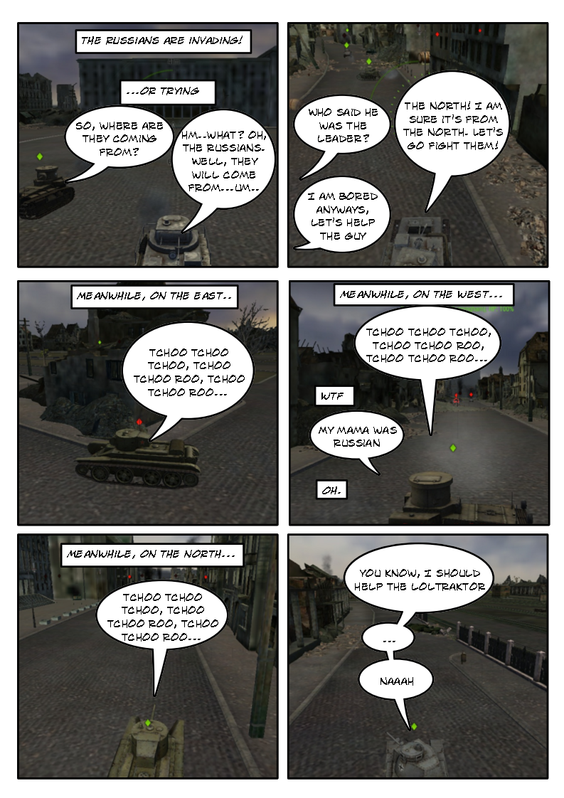World of Russian Tanks - Page 3