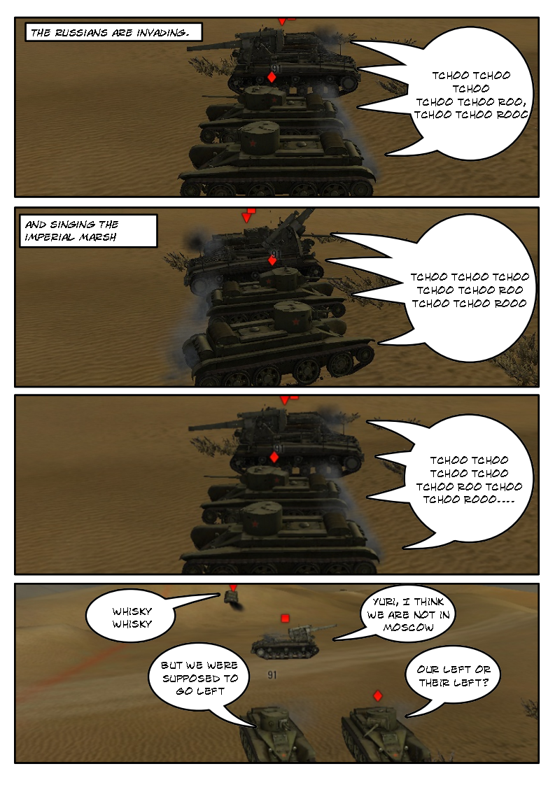 World of Russian Tanks - Page 2