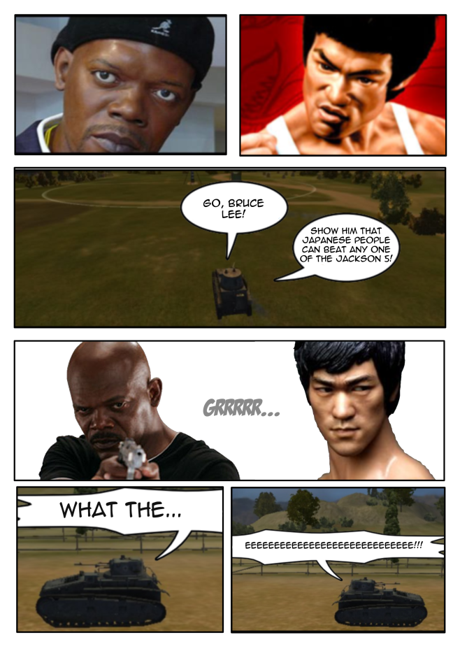 Return of Samuel Jackson - Page 6